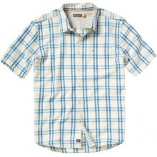 Quiksilver Mens Bay Waves Shirt by Quiksilver