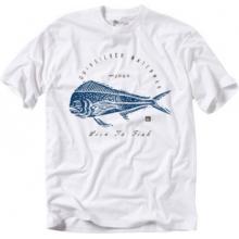 Quiksilver Men's Live to Fish T-Shirt - Closeout by Quiksilver