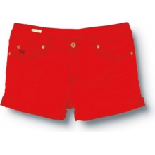 Quiksilver Womens Gypsy Tour Crimson Shorts - Closeout by Quiksilver
