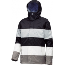 Quiksilver Mens Fracture 8K Insulated Jacket - Closeout by Quiksilver