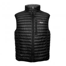 - Microlight Vest Men - Small - Black by Rab