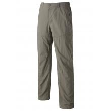 - Lonitude Pants Mens - 38 - 32 - Pepper by Rab