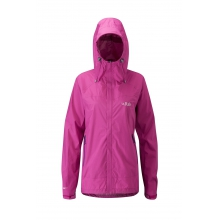 - Fuse Jacket W - x-small - Peony by Rab