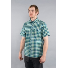 - Drifter SS Shirt M - small - Perry Blue Print by Rab