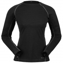 Women's MeCo 120 LS Tee by Rab
