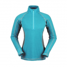 Women's Aeon Plus Zip Tee by Rab