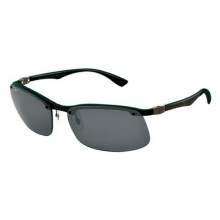 RB8314 - Polarized Green Sunglasses by Ray Ban in Ashburn Va