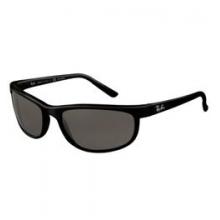 Predator 2 Polarized Sunglasses - Black