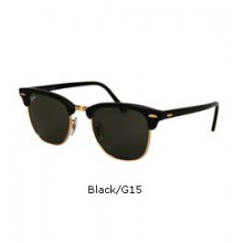 3016 Clubmaster Classic Sunglasses by Ray Ban