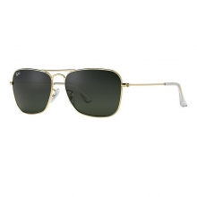 Caravan - Gold Sunglasses