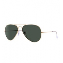 Aviator Classic Polarized Sunglasses by Ray Ban