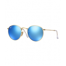 - Round Metal 112/4L Matte Gold by Ray Ban