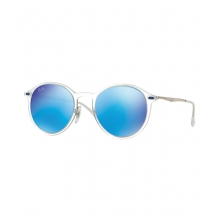 - Injected Man Sunglass Matte Transparent