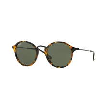 - Round Fleck Green Classic