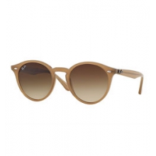 RB 2180 Sunglasses - Women's - Light Brown/Brown Gradient