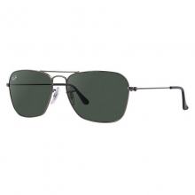 Caravan - Gunmetal Sunglasses by Ray Ban in Ashburn Va