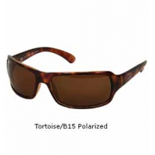 Highstreet 4075 Polarized Sunglasses - Tortoise