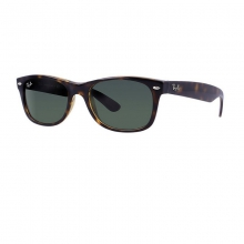 New Wayfarer - Tortoise Sunglasses by Ray Ban