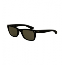 4148 Caribbean Sunglasses - Black/Crystal Green by Ray Ban