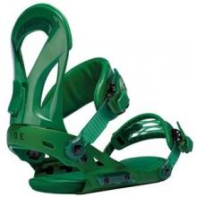EX Snowboard Binding Men's, Green, L by Ride