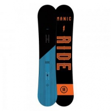 Manic Snowboard Men's, 152 by Ride