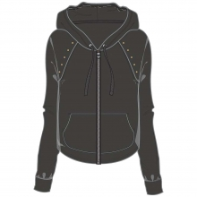 Women's Fall Excursion Hoody by Roxy