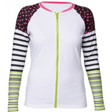 Roxy Womens Steamer Long Sleeve RashGuard by Roxy