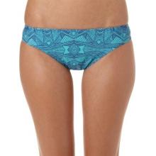 Roxy Womens Bali Tide Rev 70s Lowrider Bikini Bottom by Roxy