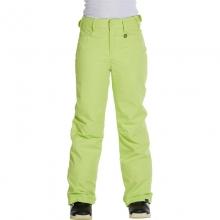 Girls Backyards Pant - Closeout Sharp Green 16 by Roxy