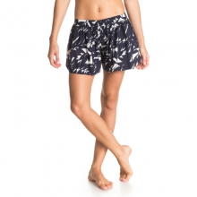 Act Nice Shorts - Closeout Astral Aura Shelter X Small by Roxy