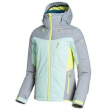 Sassy Insulated Snowboard Jacket Women's, Heritage Heather, S by Roxy