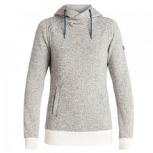 Dipsy Pullover Mid-Layer Women's, Egret, L by Roxy