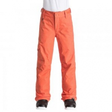 Tonic Insulated Snowboard Pant Girls', Camelia, M by Roxy