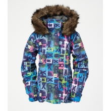 Roxy Girls Jet Ski Snow Jacket - Closeout by Roxy