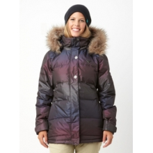Roxy Womens Torah Down Jacket - Closeout by Roxy