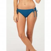 Women's Surf Essentials 70's Lowrider Tie Side Bikini Bottom by Roxy