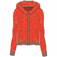 Women's All Over Again Hoody by Roxy