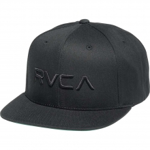 Twill Snapback III Cap - Men's by RVCA