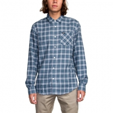 Men's Ventura Long Sleeve Shirt by RVCA