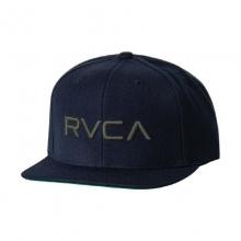 RVCA Twill Snapback III Hat by RVCA