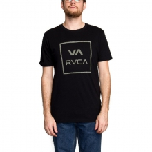 Men's VA All The Way Speckle T-Shirt by RVCA
