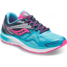 Girls Ride 9 by Saucony in Hilo Hi