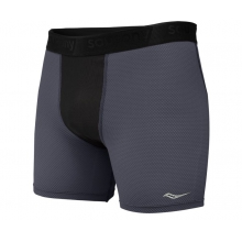 Isofit Compression Boxer Brief by Saucony