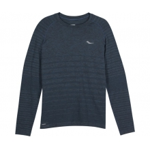 Dash Seamless Long Sleeve by Saucony in Hilo Hi