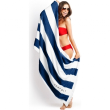 Pool Towel - Sale Indigo One Size by Seafolly