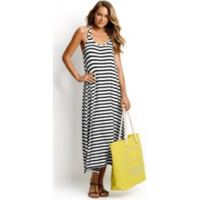 Seafolly Womens Harbour Maxi Dress by Seafolly