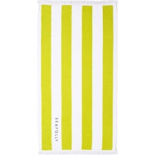 Splash Towel Chartreuse by Seafolly