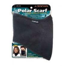 Polar Scarf? - Black In Size by Seirus