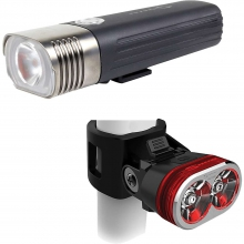 E-Lume UTL-60 / USL-600 Light Combo by Serfas