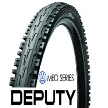 Deputy MEO Bicycle Tire 26 X 1.95 - Black by Serfas